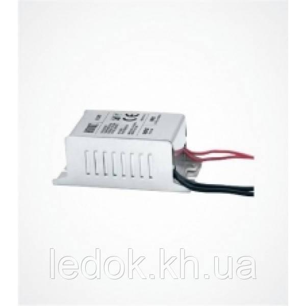 Трансформатор електронный 150W 12V