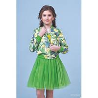 Куртка и юбка Lemon р.134-146 Zironka, фото 1
