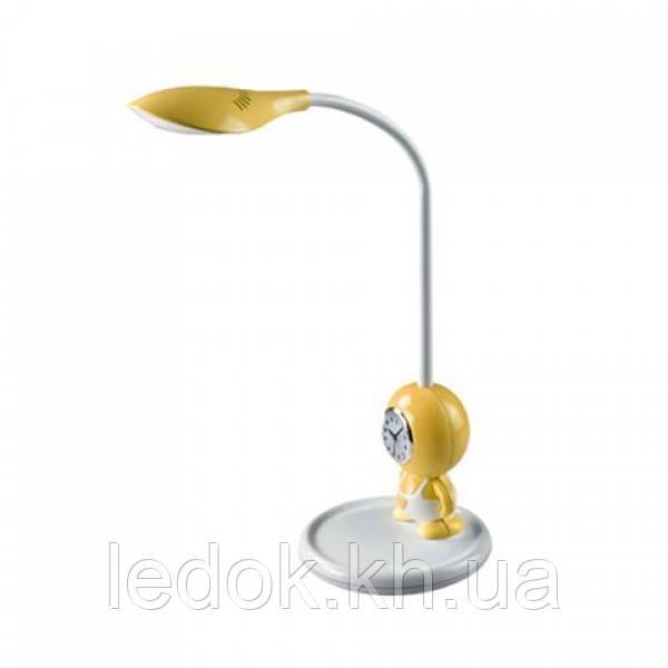 """Светильник настольный LED """"MERVE"""" 5 W (желтая, голубая, розовая)"""