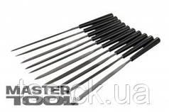 MasterTool  Надфили 140 мм, набор 10 шт, Арт.: 06-0020