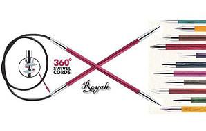 Кругові спиці 80см Royale KnitPro