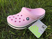 Кроксы женские  Crocs.Летние сабо, сандали. ТОП КАЧЕСТВО !!! Реплика, фото 1