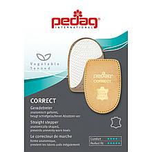 CORRECT PEDAG 129 - Подпяточник корректирующий при неравномерном снашивании обуви (S)