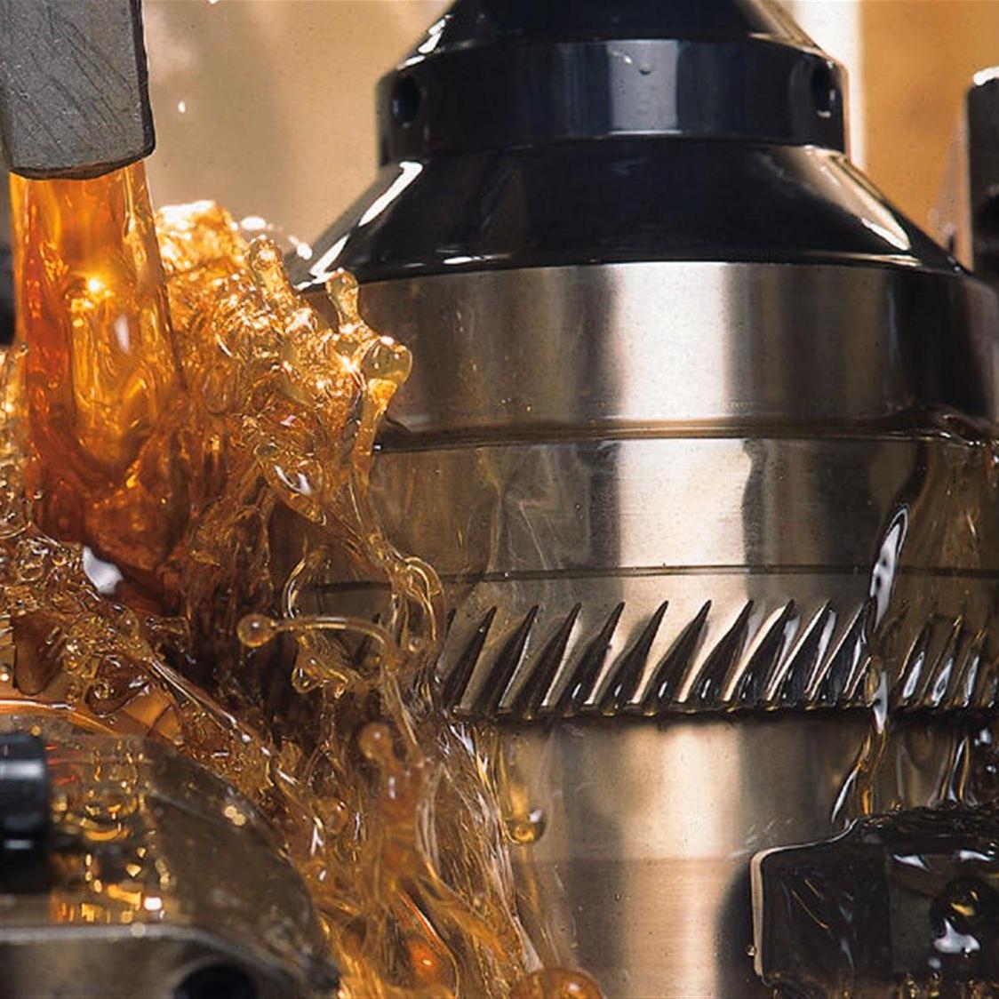 Индустриальные масла и смазки