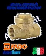 """Клапан зворотний пелюстковий FADO 3/4"""""""