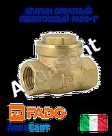 """Клапан зворотний пелюстковий FADO 1"""""""