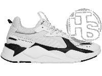 Мужские кроссовки Puma RS-X Core Black White 369666-01 42