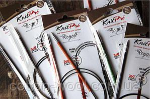 Спиці кругові 80см №3  Royale  KnitPro