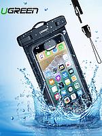 Водонепроницаемый чехол для телефона подводный кейс фирменный Ugreen