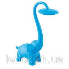 """Светильник настольный LED """"JUMBO"""" 6 W (голубой, белый, розовый)"""