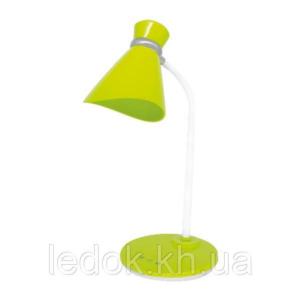 """Светильник настольный LED """"LIVA"""" 6 W (голубой, белый, серый, зеленый)"""