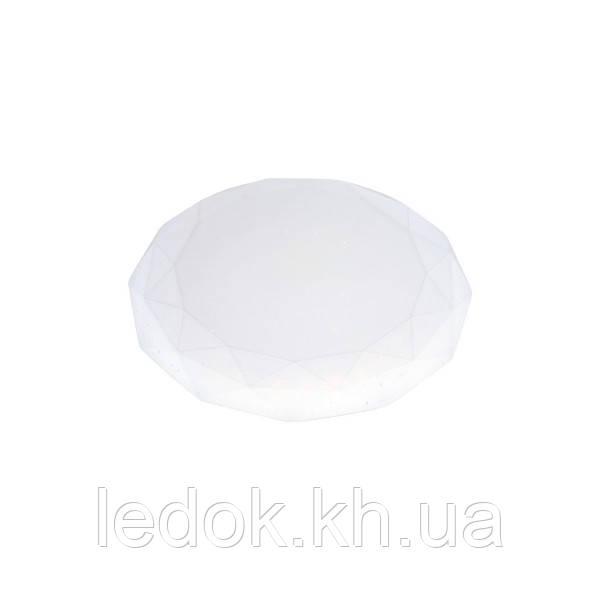 """Светильник  накладной """"EPSILON-15"""" 15W 6400K ( белый)"""