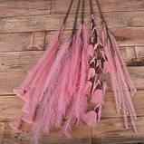 10 декоративних гілок рожевих, фото 2