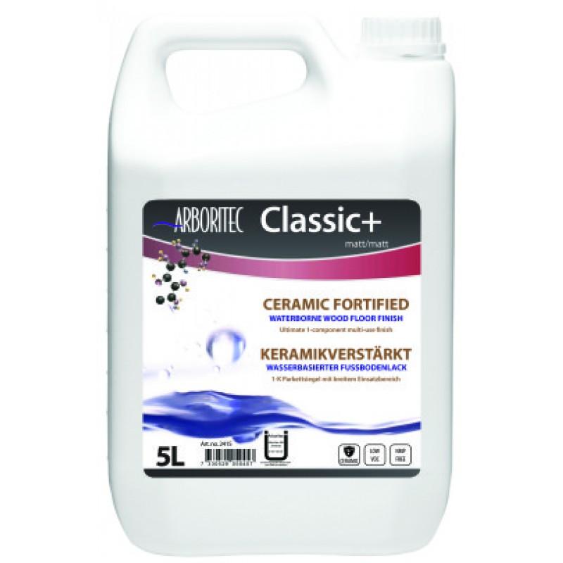 Arboritec Classic + Х-matt Лак (однокомпонентний) з керамічними добавками