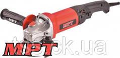 MPT  Машина углошлифовальная 125 мм, 900 Вт, 11000 об/мин, длинная ручка, Арт.: MAGL9003.02