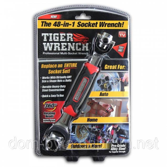 Универсальный ключ Tiger 48 в 1 Universal Wrench