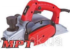 MPT  Рубанок электрический PROFI 650 Вт, 82*2 мм, 16500 об/мин, аксесс. 4 шт, кейс, Арт.: MPL8203
