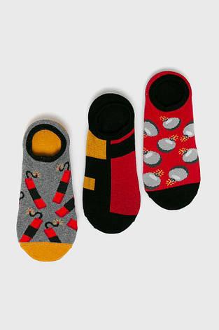 Шкарпетки чоловічі короткі, фото 2