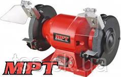 MPT  Точильная машина PROFI 125*12,7 мм, 150 Вт, 2950 об/мин, медная обмотка, Арт.: MBG1253