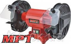 MPT  Точильная машина PROFI 200*12,7 мм, 370 Вт, 2950 об/мин, медная обмотка, Арт.: MBG2003