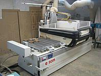 Обрабатывающий центр бу SCM Tech Z25 (сверлильно-фрезерный станок с ЧПУ) 08г., фото 1