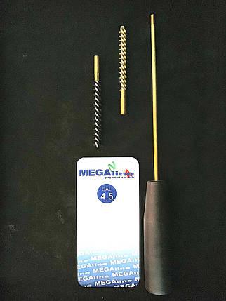 Патрон Флобера 4 mm, набор для чистки Ballistol, фото 2