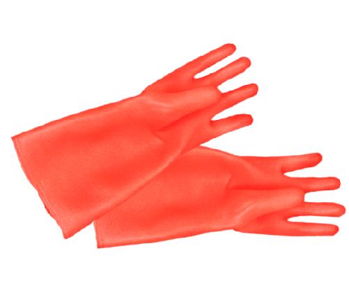 Перчатки диэлектрические бесшовные латексные, фото 2