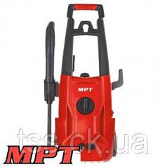 MPT  Мойка высокого давления 125 Bar, 1400 Вт, 5.5-6.5 л/мин, медная обмотка, пенная насадка, Арт.: MHPW1403