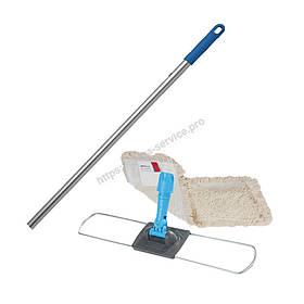 Швабра-Флаундер 40 см для сухого прибирання підлоги і стін