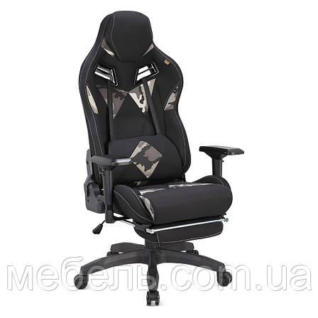 Кресло для домашенего кабинета Barsky Game Hummer GH-01, фото 2