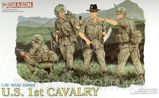 U.S. 1st CAVALRY 1/35 Dragon 3312
