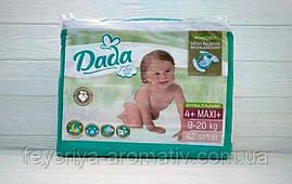 Подгузники DADA 9-20 кг, 4+ (Maxi+) 42шт