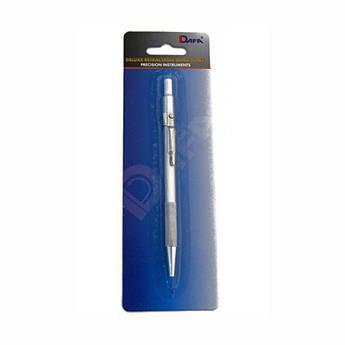 Нож макетный ручка, серебристый, C-615, DAFA
