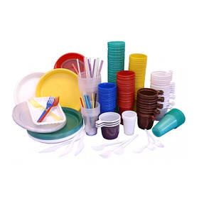 Одноразовий посуд