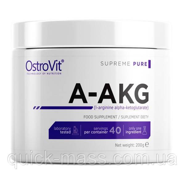 Аргінін OstroVit A-AKG 200g