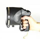 Прожектор-ксенон на прищепке с ручкой - корпус черный 3600 lm точечный, фото 2