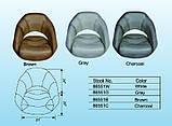 Сиденье Premium Bucket с системой flip-up коричневое, фото 3