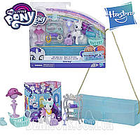 Рарити My Little Pony Rarity в сумке 14 аксессуаров Hasbro Май Литл Пони E4967AS00A