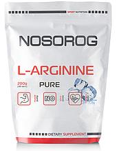 Аргінін Nosorog Nutrition L-Arginine 200g