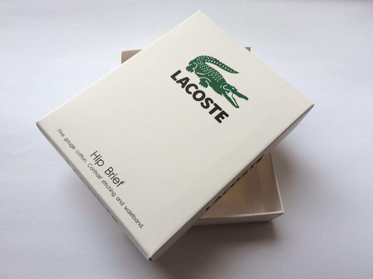 Подарочная коробка Lacoste