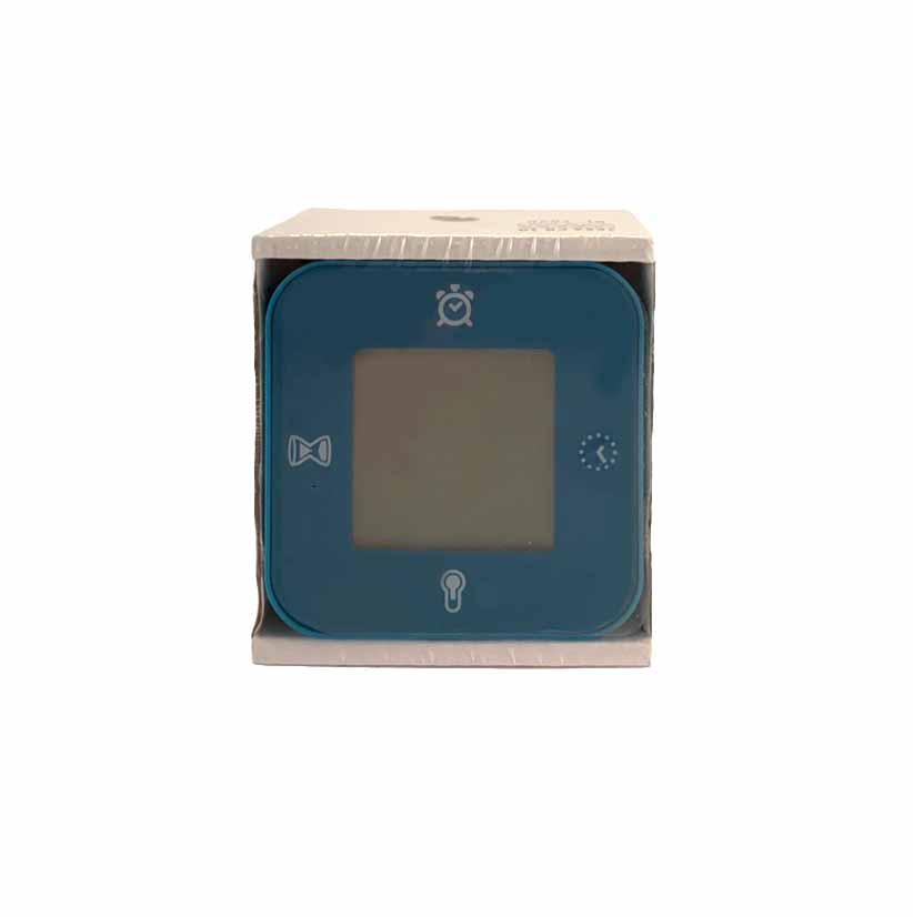 ЛОТТОРП Часы / термометр / будильник / таймер, бирюзовый, 503054141, ИКЕА, IKEA, LÖTTORP