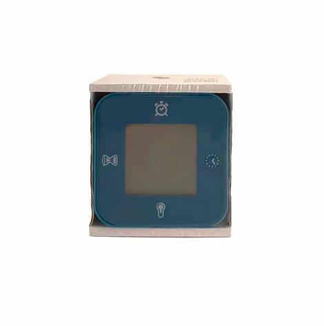 ЛОТТОРП Часы / термометр / будильник / таймер, бирюзовый, 503054141, ИКЕА, IKEA, LÖTTORP, фото 2