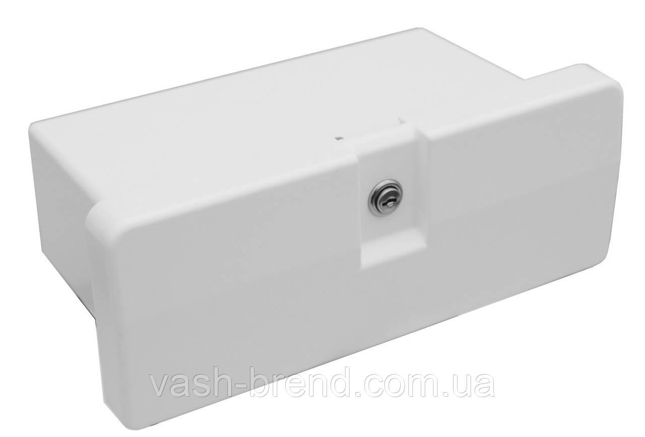 Ящик аксессуарный белый