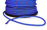 Веревка полипропилен, 6мм, 200м синяя, фото 2