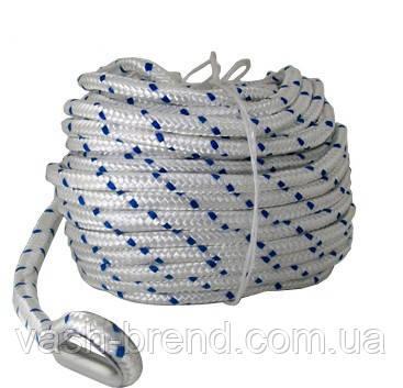 Верёвка для якоря, 6мм, 30м