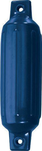 Кранец ребристый 8.5x27, синий Канада