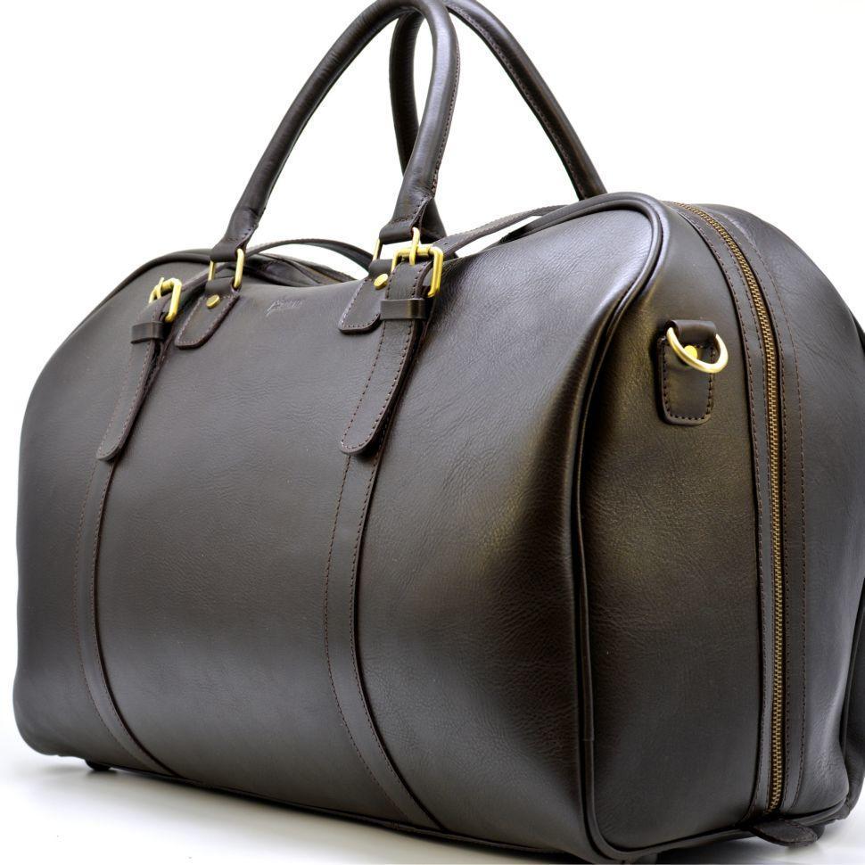 Дорожная кожаная сумка TC-1133-4lx бренда TARWA