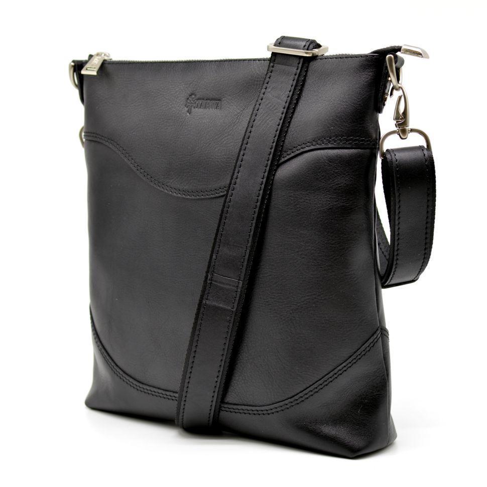 Мужская сумка из натуральной кожи GA-1807-4lx бренда TARWA