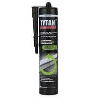 Герметик Бітумний для покрівлі Tytan 310ml Чорний