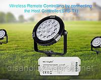 Світильник ландшафтний в грунт Smart Light Milight SYS-RC1 9Вт RGB + CCT LED DC24V IP65, фото 4